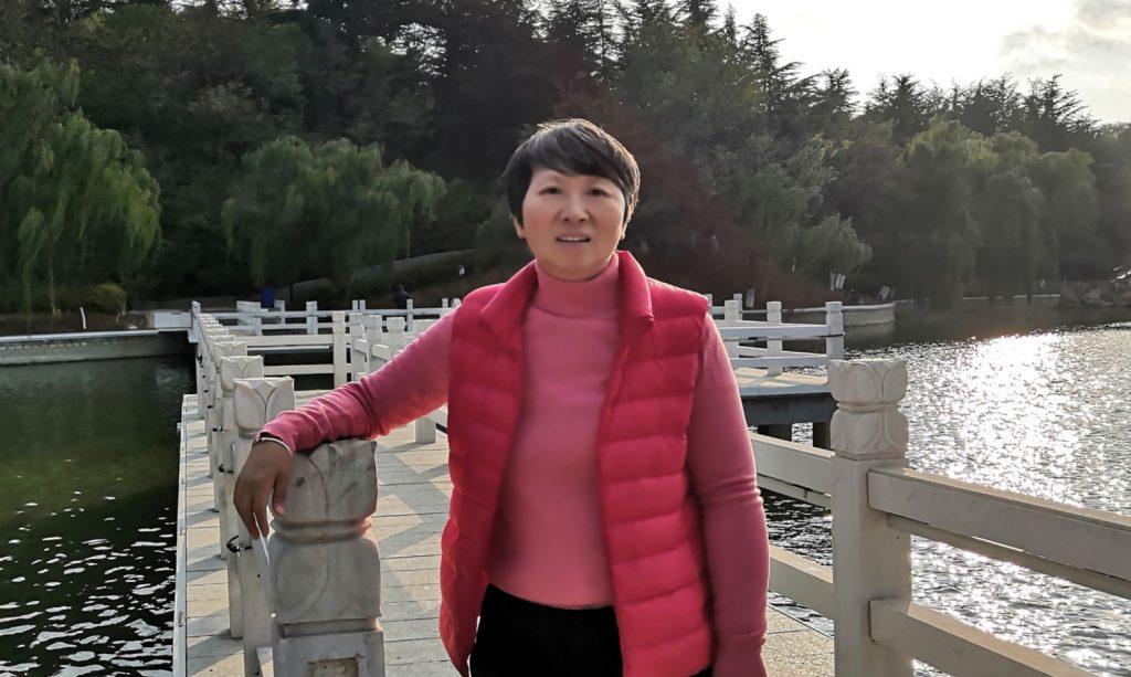 綦桂珍老师